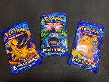 Pokemon Evolution XY Booster Englisch 2016