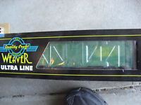 Rare Weaver O Scale Numbered PA Excelsior Station Box Car NIB