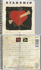 CD--STARSHIP--LOVE AMOUNG THE CANNIBALLS