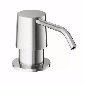 VIGO 10 oz. Kitchen Soap Dispenser in Stainless Steel VGSD002ST
