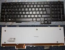 Dell Studio 1737 Backlit Black UK Replacement Laptop Keyboard
