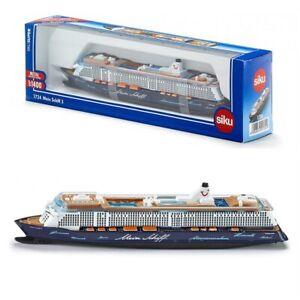 Siku 1724 Toy Model 1:1400 Mein Schiff 3 Luxury Cruise Civilian Ship Collection