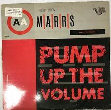 "MARRS :Pump Up The Volume 12"" Vinyl 1987"