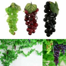 Fruits décoratifs raisins pour la maison