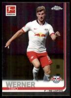 2019-20 Topps Chrome Bundesliga Base #90 Timo Werner