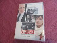 "COF 2 DVD NF ""LA SOURCE"" Flore BONAVENTURA, Christophe LAMBERT, Clotilde COURAU"
