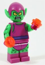 NEW LEGO SPIDER-MAN GREEN GOBLIN MINIFIGURE 76058 BRIDGE BATTLE - SUPERHEROES