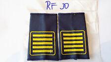Rangschlaufen Feuerwehr Direktor-in der Feuerwehr 1Paar (RF30-)