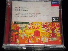 LO ESENCIAL Borodin - 2 Cds Álbum - Nuevo y Sellado - 1997 DECCA - ALEMANIA