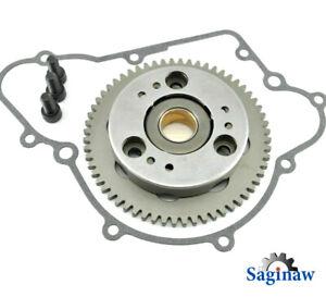 """New"" Starter Clutch Gear Gasket Kawasaki Bayou KLF 220 250 KLF220 KLF250 88~11"