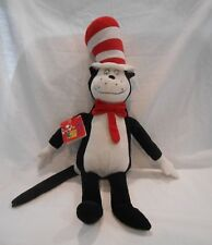 "Dr. Seuss ""Cat-in-the-Hat"" Plush 21"" Kohl's Cares for Kids Toy"