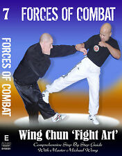 Forces Of Combat 7 Wing Chung Fight Art Martial Arts DVD NEW