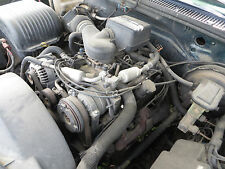 Complete Vortech 350 Engine out of 1997 Chevy 2500 5.7 liter runs good