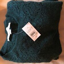 Ann Taylor Loft Green Cozy Shirt Size XS - NWT