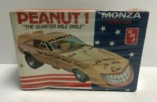 vintage PEANUT 1 Monza Funny Car AMT 1/25 scale model kit ~ factory sealed wow!
