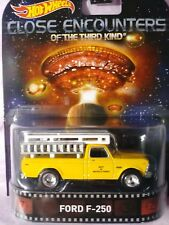 HOT WHEELS 1/64 RETRO FORD F-250 CLOSE ENCOUNTERS OF THE THIRD KIND NEW