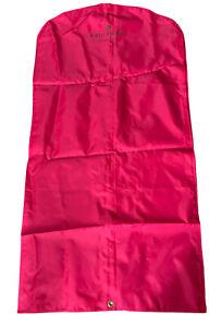 Kate Spade hot Pink Garment Bag 24X48 Double Zipper