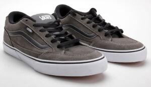 Vans - BEARCAT Mens Shoes (NEW) Charcoal Grey Black  SIZES 6.5-13  Free Shipping