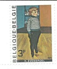 Belgium Belgique  1973 N° 1686 Jeunesse Tableau d' Henri Evenepoel ( 1872-1899)
