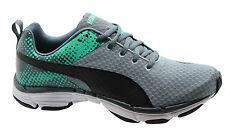 PUMA Mobium Ride Baskets Hommes chaussures Course gris lacet bas 187298 01 D81