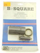 B-Square Smith & Wesson Quick Detachable Mount - Blue #22403 (#2146)