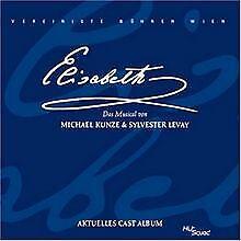 Elisabeth Musical Musik-CD von Maya Hakvoort, Mate Kamaras | CD | Zustand gut
