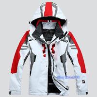 Men's Winter Ski Suit Jacket Waterproof Coat Snowboard Snowsuits Outdoor Sports