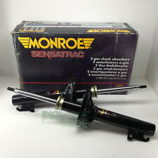 PAR AMORTIGUADORES DELANTEROS FORD ESCORT ORION MONROE S4225 PARA 93AX18045AA