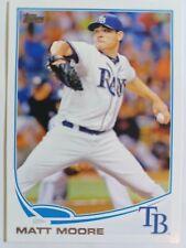 2013 Topps Baseball #419 Matt Moore