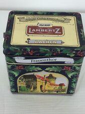 Lambertz Aachen Musical Cookie Tin