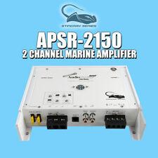 Audiopipe 2 channels Marine Amplifier 520 Watts ( APSR-2150 )
