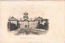 C6870 - Une Carte Postale Ancienne ASIE YOKOHAMA La Douane