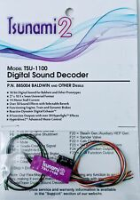 SoundTraxx Tsunami2 885004 (TSU-1100) 1 amp Baldwin and Other Digital Sound D...