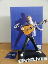 New in box ELVIS LIVES bobble figurine Westland Giftware #18312