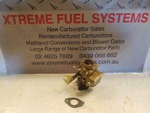 RECONDITIONED STROMBERG BXU-3 GOLD FINISH SUIT HOLDEN HQ 202 BIG BASE 75mm