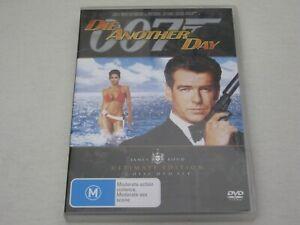 Die Another Day - James Bond - 2 Disc - Brand New & Sealed - Region 4 - DVD