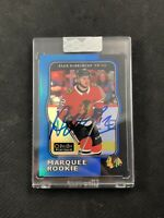 2019-20 UD BUYBACKS ALEX DEBRINCAT MARQUEE RETRO ROOKIE AUTO PRINT RUN #ed 1/1