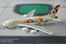 Phoenix Model Etihad Airways Airbus A380 Choose South Korea Diecast Model 1:400
