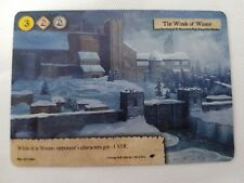 A Game of Thrones Promo Card The Winds of Winter