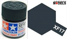 Acrylic Paint - Colore Acrilico 10ml XF-17 XF17 SEA BLUE 81717 Tamiya New