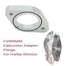 Carb Carburetor Adapter Flange 40mm CV40MM For Harley Sportster 883 1000