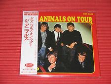 4BT THE ANIMALS The Animals On Tour WITH BONUS TRACK   JAPAN MINI LP CD