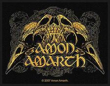AMON AMARTH  AUFNÄHER / PATCH  # 6