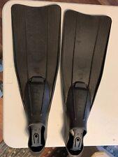 CRESSI-SUB Rondine Clio Size US 8.5/9.5 / EUR 43-44 Scuba Dive Snorkeling Fins