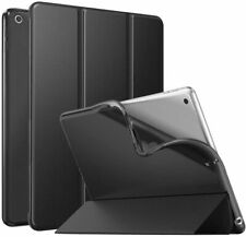 Smart Cover iPad 10.2 2019 2020 Custodia Stand Supporto per Apple Nero