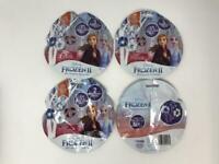 Lot of 4 NEW SEALED Disney FROZEN II 2 BFF Surprise Scrunchies Blind Bags