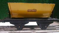 Hornby échelle o wagon ballast SNCF