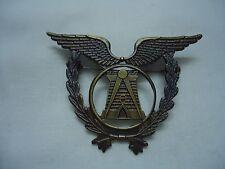 PORTUGAL PORTUGUESE AIR FORCE FORÇA AEREA BADGE (1)