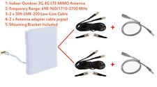 3G 4G LTE Omni MIMO Antenna for NETGEAR Zing AirCard 771S AC771s Mobile Hotspot