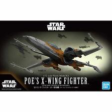 Bandai 5058312 Star Wars Poe's X-wing Fighter Rise of Skywalker
